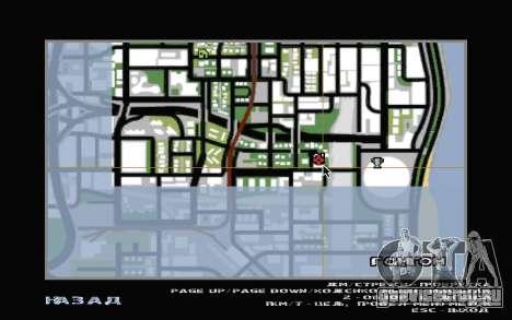 Подвал дома Карла для GTA San Andreas девятый скриншот