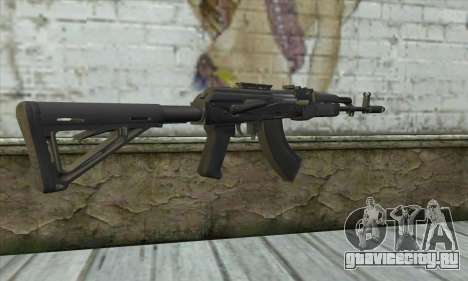 AKM - 47 для GTA San Andreas второй скриншот