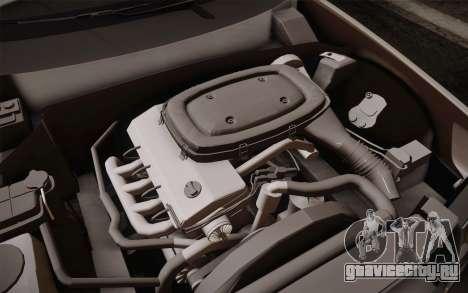 Mercedes-Benz E-Class W124 Kombi для GTA San Andreas вид снизу