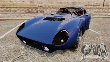 Shelby Cobra Daytona Coupe для GTA 4