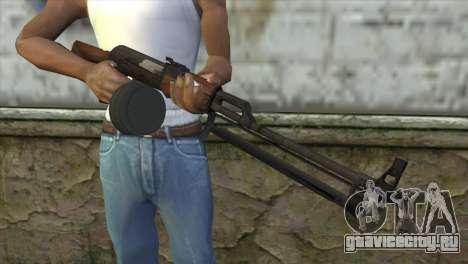 RPK Machine Gun для GTA San Andreas третий скриншот