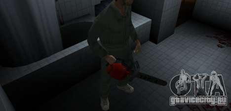 Бензопила Тайга для GTA Vice City четвёртый скриншот