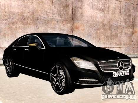 Mercedes-Benz CLS350 2012 для GTA San Andreas