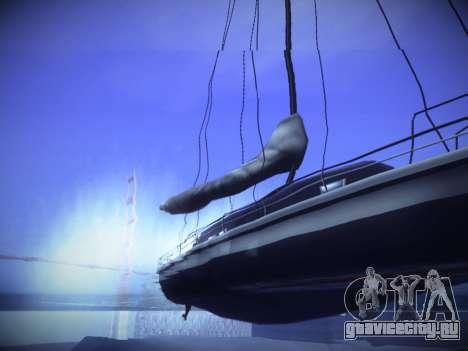 ENBseries для слабых ПК v2.0 для GTA San Andreas шестой скриншот