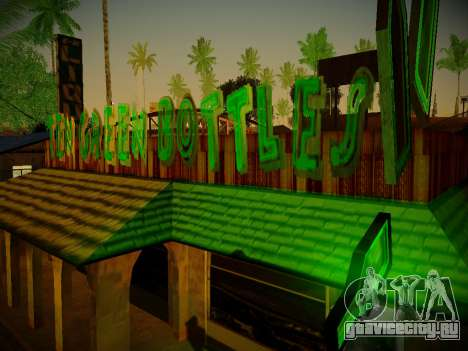 ENBSeries для слабых пк v3.0 для GTA San Andreas четвёртый скриншот