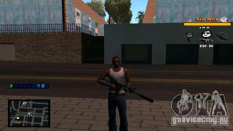 C-HUD Mass Media для GTA San Andreas