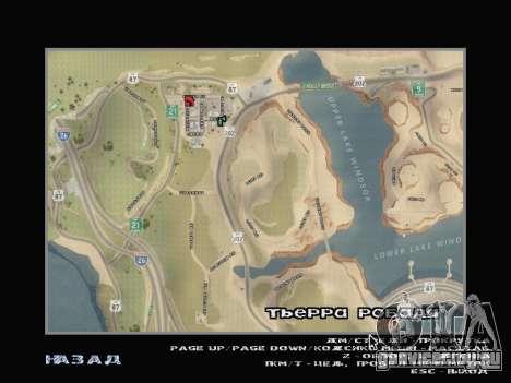 Новая карта в HD для GTA San Andreas второй скриншот