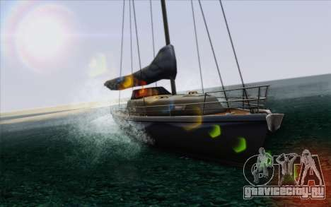 IMFX Lensflare v2 для GTA San Andreas десятый скриншот