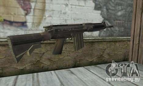 SC-2010 из COD: Ghosts для GTA San Andreas второй скриншот