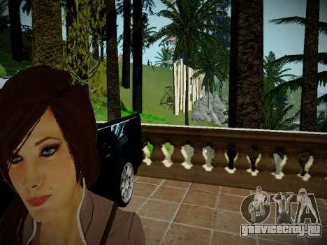 New Vinewood Realistic v2.0 для GTA San Andreas шестой скриншот