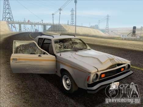 AMC Gremlin X 1973 для GTA San Andreas вид сбоку