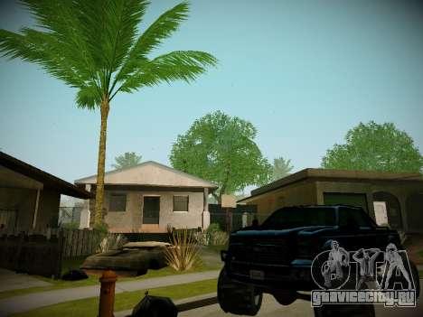 ENBSeries для слабых PC by Makar_SmW86 для GTA San Andreas третий скриншот