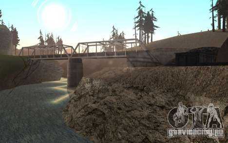 RoSA Project v1.4 Countryside SF для GTA San Andreas девятый скриншот