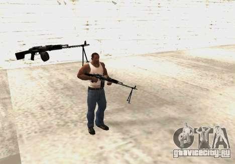РПК-203 для GTA San Andreas шестой скриншот