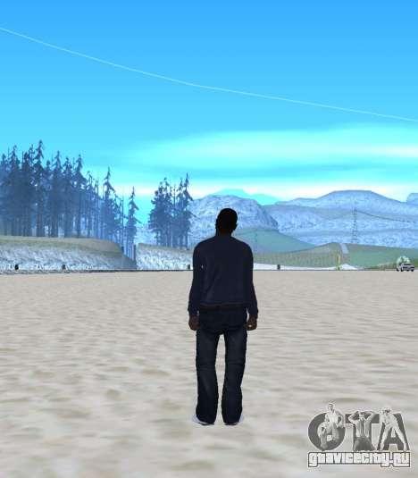New Maddogg для GTA San Andreas второй скриншот