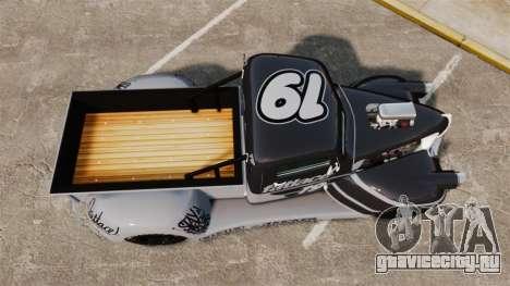 Dumont Type 47 для GTA 4 вид справа