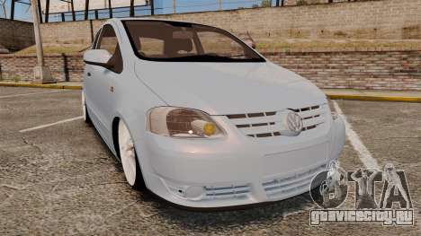Volkswagen Fox для GTA 4