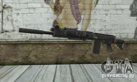 SC-2010 из COD: Ghosts для GTA San Andreas