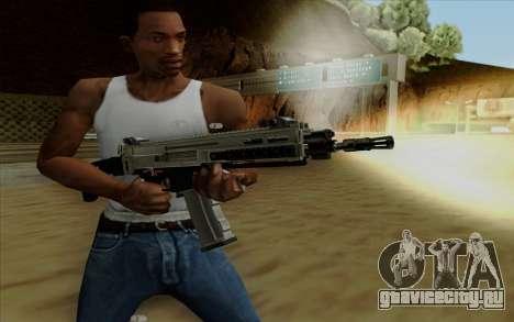 CZ805 для GTA San Andreas второй скриншот