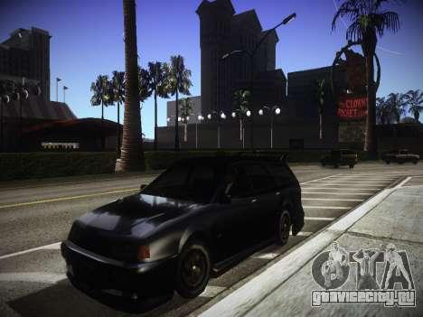 ENBseries для слабых ПК v2.0 для GTA San Andreas третий скриншот