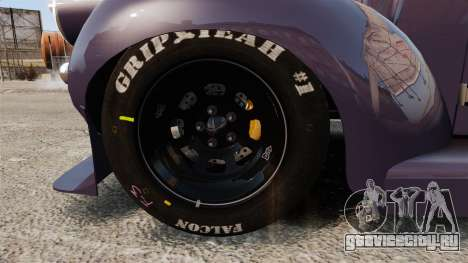 Dumont Type 47 для GTA 4 вид сзади