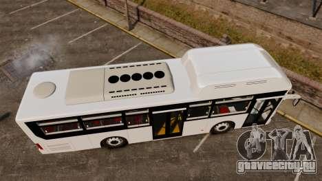 Daewoo BS110CN для GTA 4 вид справа