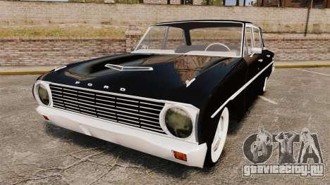Ford Falcon 1963 для GTA 4