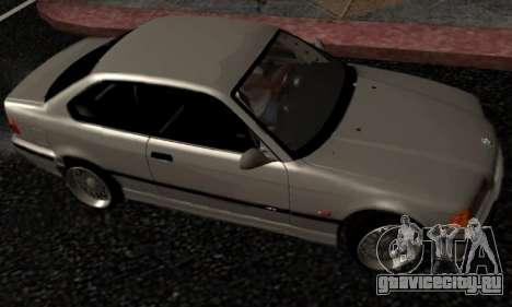 BMW M3 E36 Hellafail для GTA San Andreas вид слева