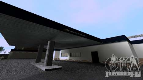 Новый Гараж для GTA San Andreas третий скриншот