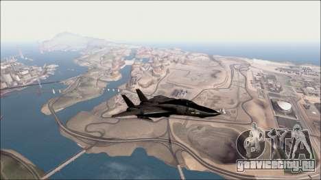 Distance View Mod для GTA San Andreas четвёртый скриншот