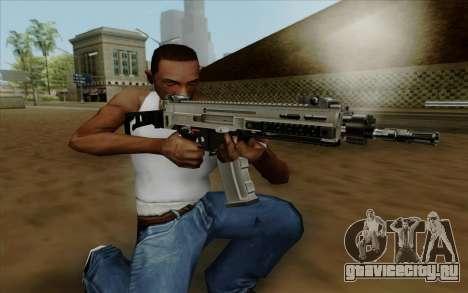 CZ805 для GTA San Andreas третий скриншот