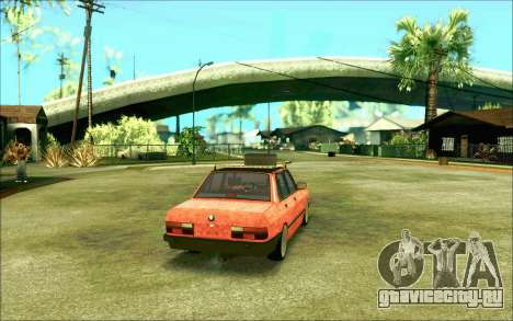 BMW M5 E28 RatStyle для GTA San Andreas вид справа