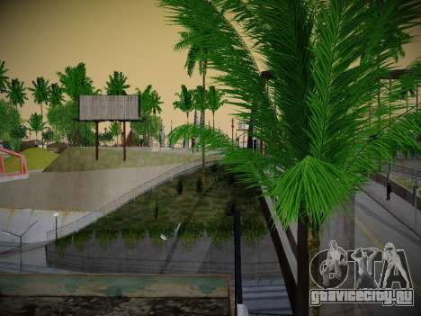 ENBSeries для слабых пк v3.0 для GTA San Andreas второй скриншот