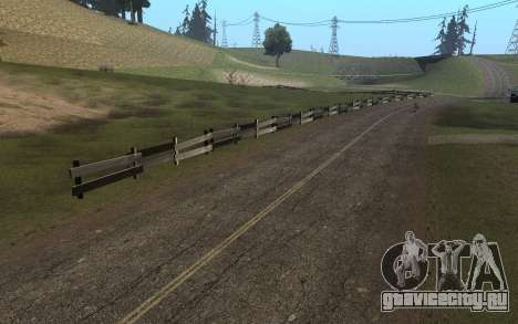 RoSA Project v1.4 Countryside SF для GTA San Andreas седьмой скриншот