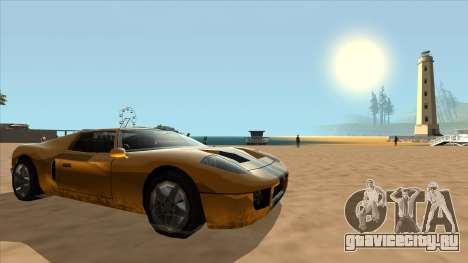 Bullet Restyle для GTA San Andreas вид справа