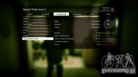 GTA 5 0% и 2 миллиарда + все прокачено для GTA 5 шестой скриншот