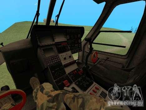 КА-60 для GTA San Andreas вид слева