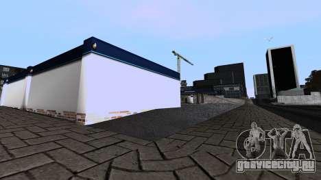 Новый Гараж для GTA San Andreas четвёртый скриншот