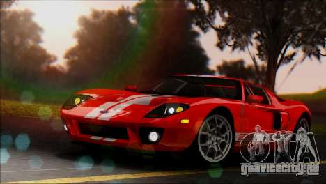 Distance View Mod для GTA San Andreas пятый скриншот