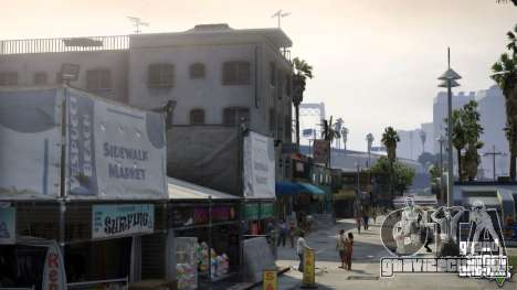 Экраны загрузки в стиле GTA 5 для GTA San Andreas третий скриншот