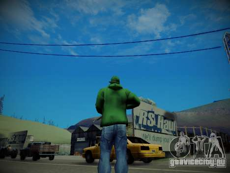 Journey mod: Special Edition для GTA San Andreas