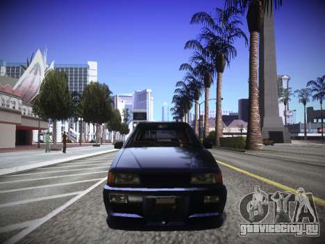 ENBseries для слабых ПК v2.0 для GTA San Andreas