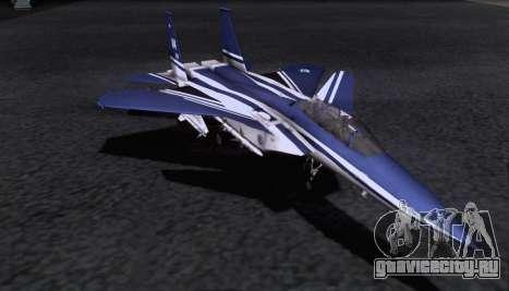 F-15S для GTA San Andreas