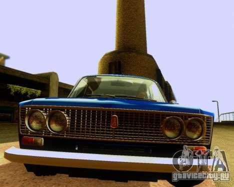 Ваз 2103 Tuneable для GTA San Andreas салон