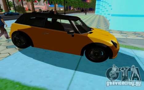 GTA 5 Weeny Issi V1.0 для GTA San Andreas вид справа