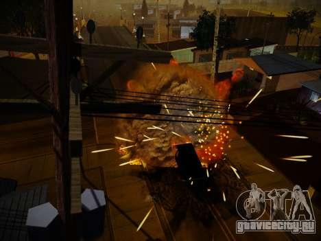 ENBSeries для слабых PC by Makar_SmW86 для GTA San Andreas пятый скриншот