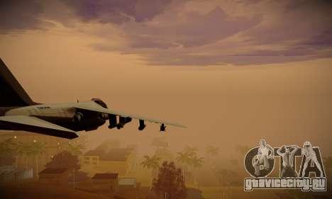 ENBSeries для слабых ПК для GTA San Andreas шестой скриншот