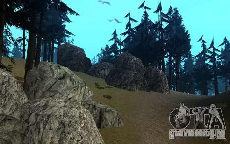 RoSA Project v1.4 Countryside SF для GTA San Andreas десятый скриншот