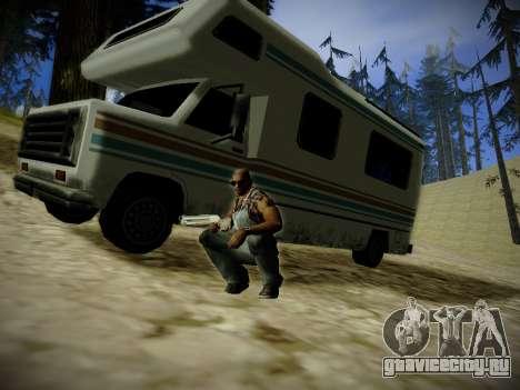 Journey mod: Special Edition для GTA San Andreas десятый скриншот