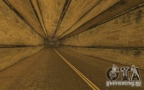 RoSA Project v1.4 Countryside SF для GTA San Andreas четвёртый скриншот